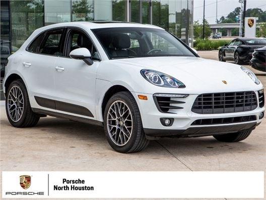 2015 Porsche Macan for sale in Houston, Texas 77090