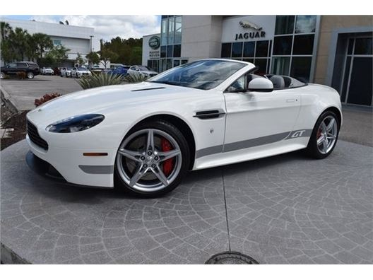 2016 Aston Martin V8 Vantage for sale in Naples, Florida 34102