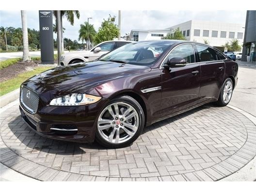 2015 Jaguar XJ for sale in Naples, Florida 34102