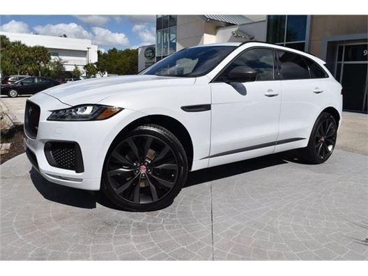 2020 Jaguar F-PACE for sale in Naples, Florida 34102