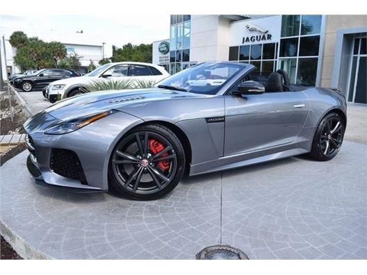 2020 Jaguar F-TYPE for sale in Naples, Florida 34102