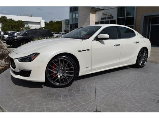 2020 Maserati Ghibli for sale in Naples, Florida 34102