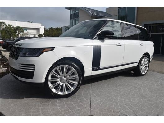 2020 Land Rover Range Rover for sale in Naples, Florida 34102