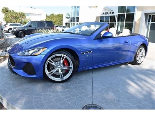 2019 Maserati GranTurismo for sale in Naples, Florida 34102