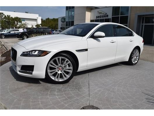 2020 Jaguar XF for sale in Naples, Florida 34102