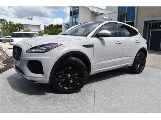 2020 Jaguar E-PACE for sale in Naples, Florida 34102