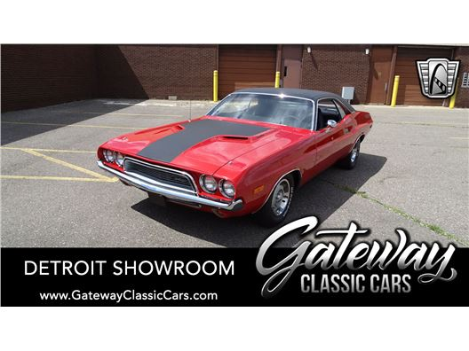 1972 Dodge Challenger for sale in Dearborn, Michigan 48120