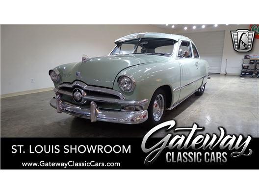 1950 Ford Tudor for sale in OFallon, Illinois 62269