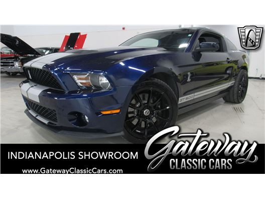 2010 Ford Mustang for sale in Indianapolis, Indiana 46268