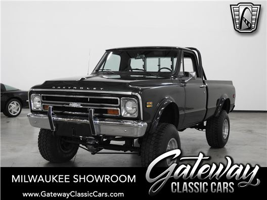 1968 Chevrolet C10 for sale in Kenosha, Wisconsin 53144