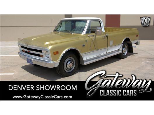 1968 Chevrolet C20 for sale in Englewood, Colorado 80112