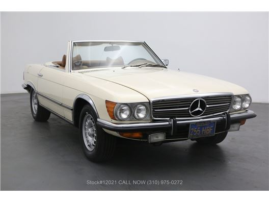 1972 Mercedes-Benz 350SL for sale in Los Angeles, California 90063