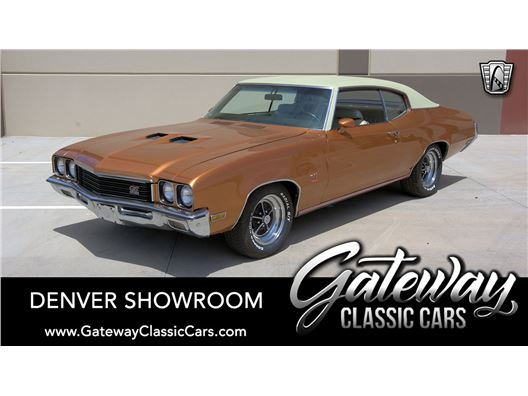 1972 Buick GS for sale in Englewood, Colorado 80112