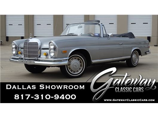 1969 Mercedes-Benz 280SE for sale in DFW Airport, Texas 76051