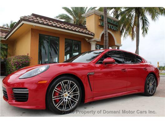 2015 Porsche Panamera for sale in Deerfield Beach, Florida 33441