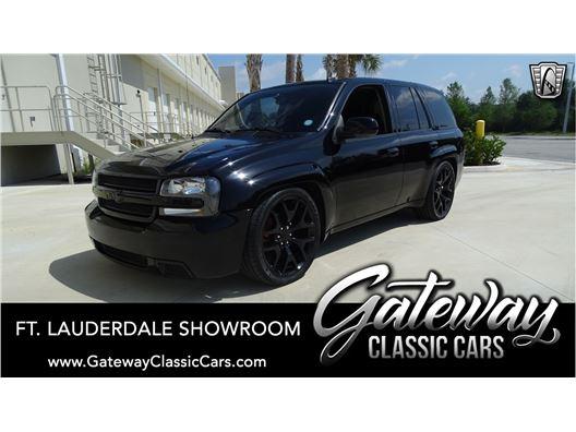 2006 Chevrolet Trailblazer for sale in Coral Springs, Florida 33065
