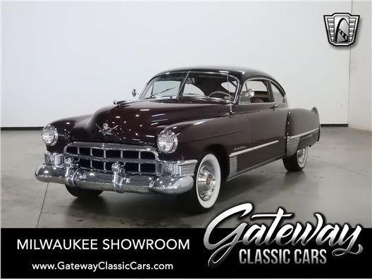 1949 Cadillac Series 62 for sale in Kenosha, Wisconsin 53144