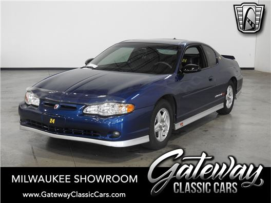 2003 Chevrolet Monte Carlo for sale in Kenosha, Wisconsin 53144