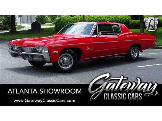 1968 Chevrolet Impala for sale in Alpharetta, Georgia 30005