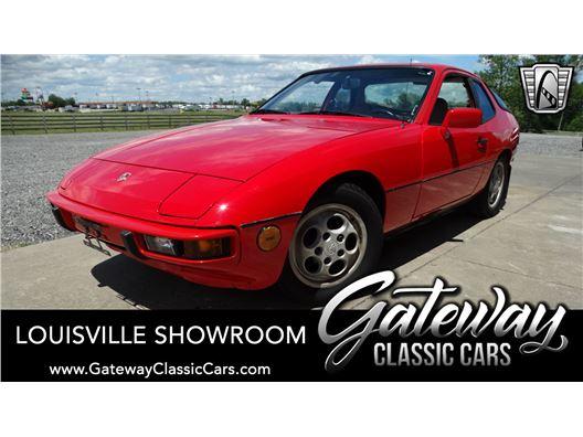 1987 Porsche 924 for sale in Memphis, Indiana 47143