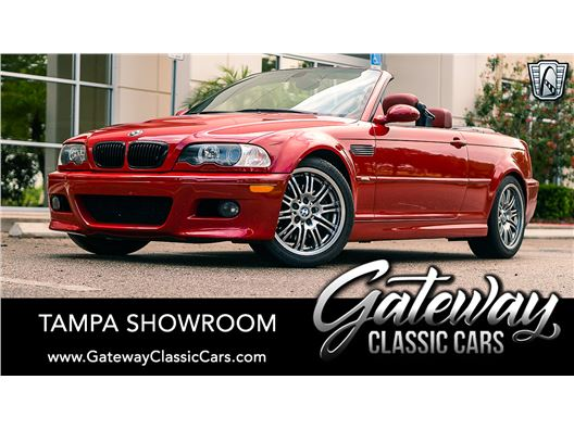 2003 BMW M3 for sale in Ruskin, Florida 33570