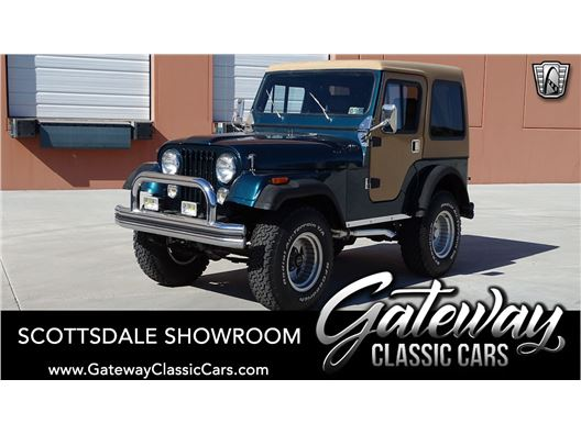 1977 Jeep CJ5 for sale in Phoenix, Arizona 85027