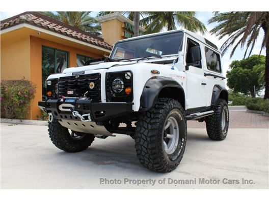 1986 Land Rover Defender LDVB 90 for sale in Deerfield Beach, Florida 33441
