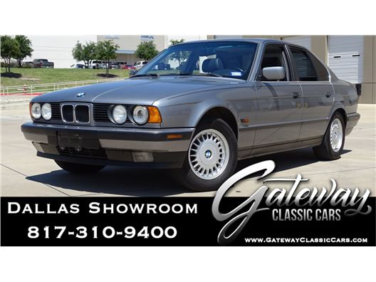1994 BMW 525i for sale in DFW Airport, Texas 76051