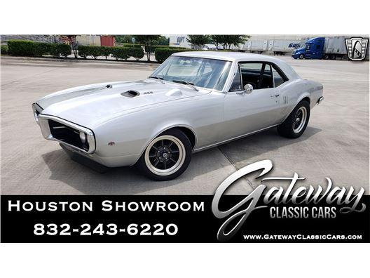 1967 Pontiac Firebird for sale in Houston, Texas 77090