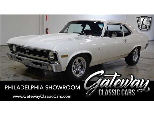 1972 Chevrolet Nova for sale in West Deptford, New Jersey 8066