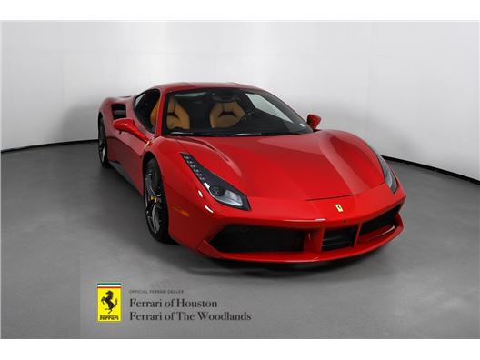 2016 Ferrari 488 GTB for sale in The Woodlands, Texas 77380