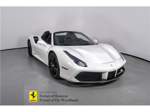 2016 Ferrari 488 Spider for sale in The Woodlands, Texas 77380