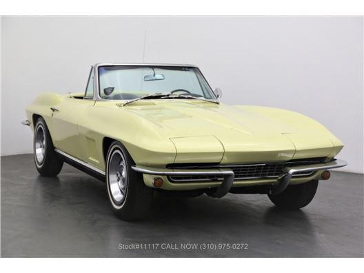 1967 Chevrolet Corvette for sale in Los Angeles, California 90063