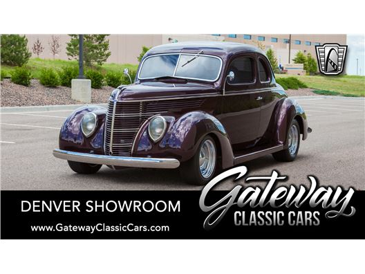1938 Ford 5 Window Coupe for sale in Englewood, Colorado 80112