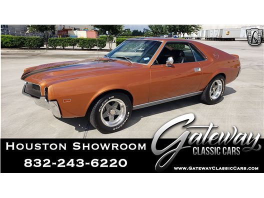 1969 AMC AMX for sale in Houston, Texas 77090