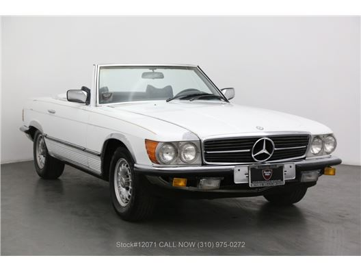 1979 Mercedes-Benz 280SL for sale in Los Angeles, California 90063