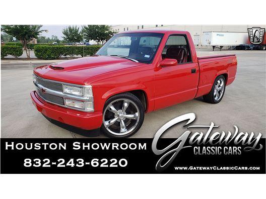 1993 Chevrolet C1500 for sale in Houston, Texas 77090