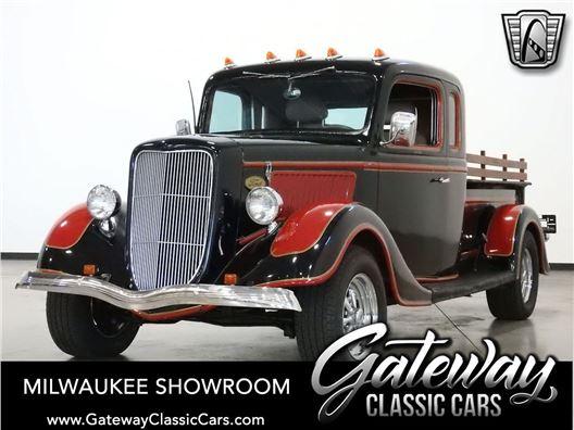 1936 Ford Truck for sale in Kenosha, Wisconsin 53144