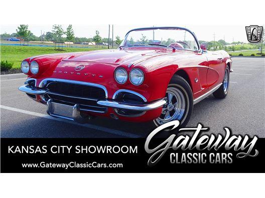 1962 Chevrolet Corvette for sale in Olathe, Kansas 66061