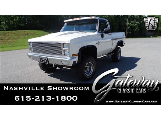 1985 Chevrolet K10 for sale in La Vergne