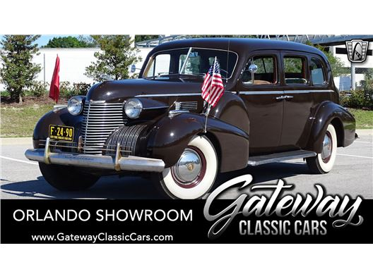 1940 Cadillac Series 75 for sale in Lake Mary, Florida 32746
