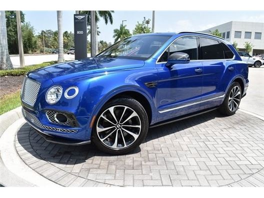 2017 Bentley Bentayga for sale in Naples, Florida 34102