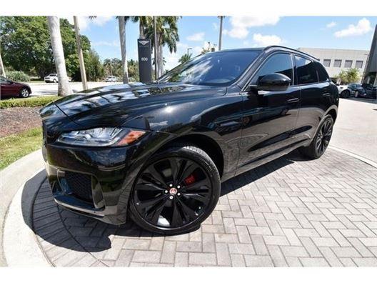 2017 Jaguar F-PACE for sale in Naples, Florida 34102