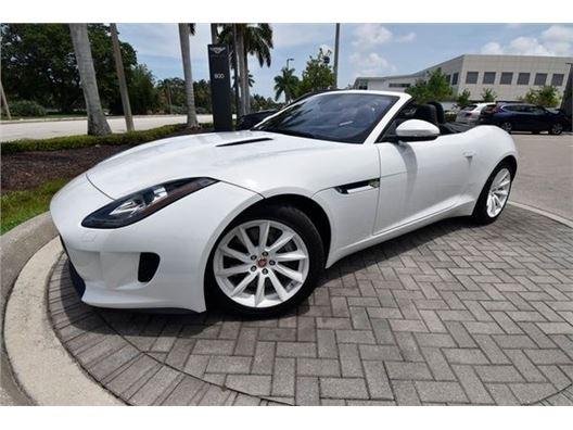 2017 Jaguar F-TYPE for sale in Naples, Florida 34102
