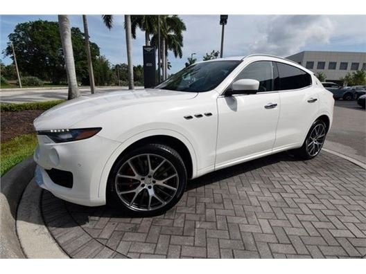 2017 Maserati Levante for sale in Naples, Florida 34102