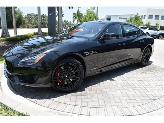 2020 Maserati Quattroporte for sale in Naples, Florida 34102