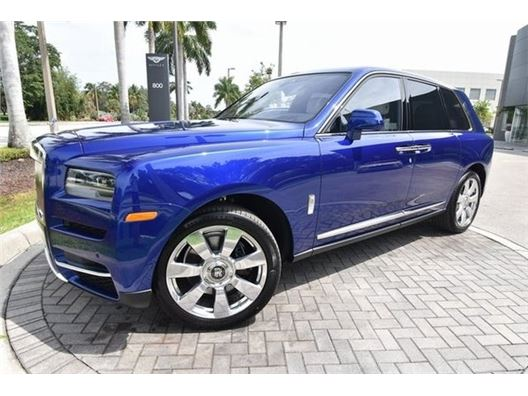 2020 Rolls-Royce Cullinan for sale on GoCars.org