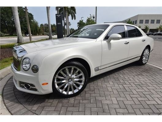 2020 Bentley Mulsanne for sale in Naples, Florida 34102