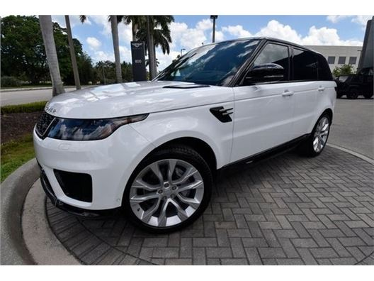 2020 Land Rover Range Rover Sport for sale on GoCars.org