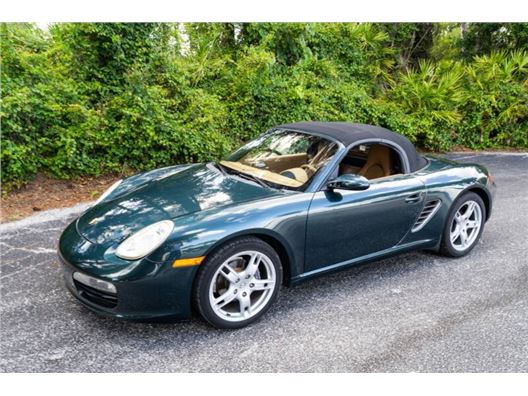 2005 Porsche Boxster for sale in Sarasota, Florida 34232